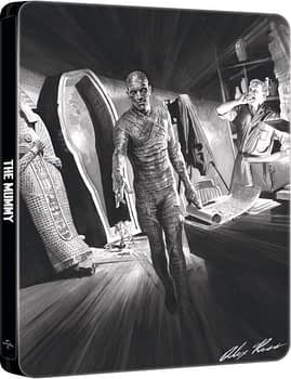 The Mummy Alex Ross Steelbook