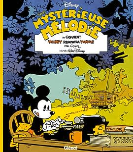 501 UNE MYSTERIEUSE MELODIE COSEY DISNEY[DIS].indd