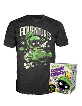 SDCC Funko Marvin The Martian Pop Shirt