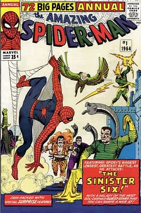 Amazing Spider-Man Annual #1, Marvel, Sinister Six