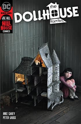 First 6 Hill House Comics Titles Announced by DC and Joe Hill - Plunge, Dollhouse Family, Low Low Woods, Daphne Byrne and Basket Full Of Heads