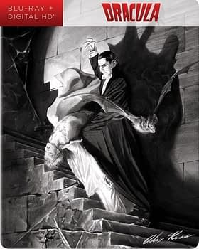 Dracula Alex Ross Steelbook