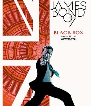 James Bond comic
