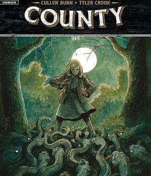 Harrow County #30 cover