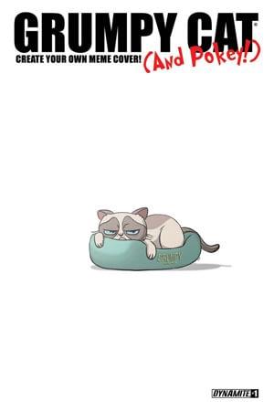 Grumpy Cat & Pokey 1
