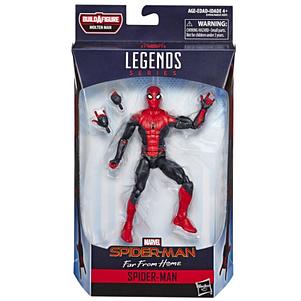 IN HAND!!!! Spider-Man Marvel Legends 6-inch Doppleganger Spider-Man