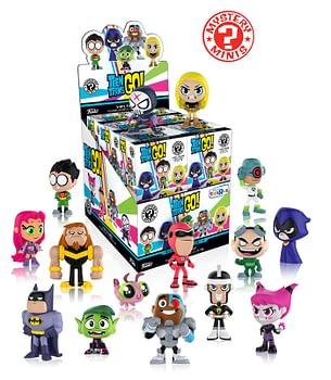 Funko Teen Titans GO! Mystery Minis TRU