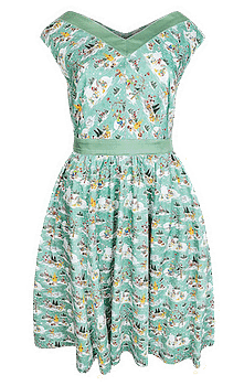 disney holiday dress