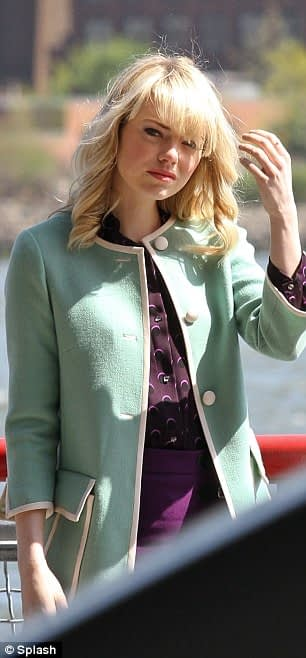 emma stone the night gwen stacy died 1