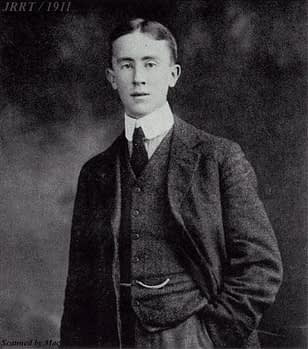 young-tolkien