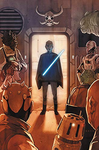 Greg Pak, Phil Noto Take over Star Wars in July