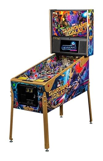 stern pinball machine
