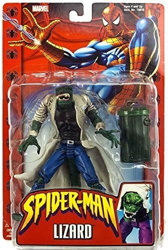 Spider-Man Lizard Figure