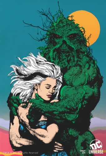 swamp thing jennifer beals dc universe