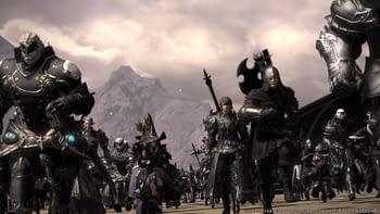 Final Fantasy XIV: Shadowbringers' Job Changes are a Bit Risky