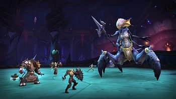 """""""World Of Warcraft"""" Just Got The Rise Of Azshara Update"""