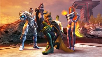 """""""DC Universe Online"""" For Nintendo Switch Will Be At SDCC 2019"""
