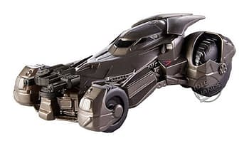 Mattel Batman v Superman Dawn of Justice Speed Strike Batmobile 02