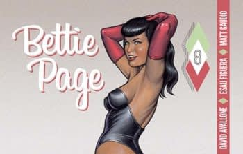 Bettie Page David Avallone