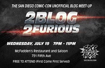 San Diego Comic-Con Party List