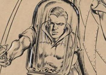 The Jon Berk Original Art & Comic Collection Auction Preview