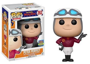 SDCC Funko Hanna Barbera Wacky Races Peter Perfect