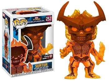 Thor Ragnarok Funko Pop Surtur Gamestop