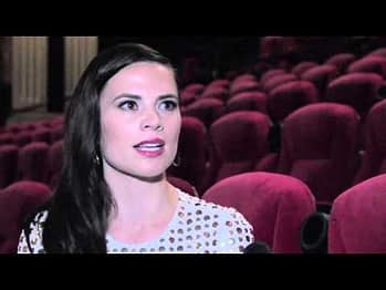 Agent Carter Clips And Interviews – Hayley Atwell And Louis D'Esposito On Their New Marvel Mini-Movie