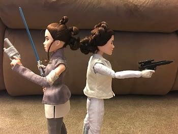 Star Wars Forces of Destiny Figures 31