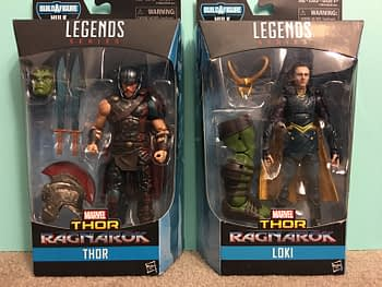 Thor Ragnarok Marvel Legends
