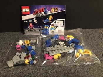 LEGO Movie 2 Benny's Space Squad 7