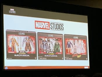 Marvel Legends Reveals Come Fast and Furious at Hasbro's