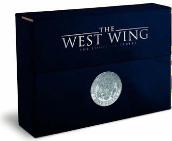 west wing box set