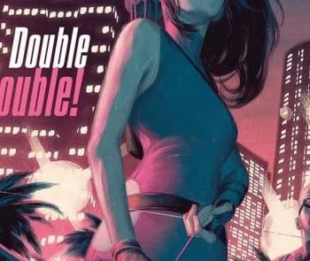 Hawkeye #15 cover by Julian Totino Tedesco