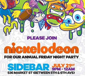 San Diego Comic-Con Party List