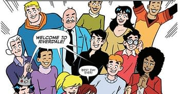 new archie character and more geeky news