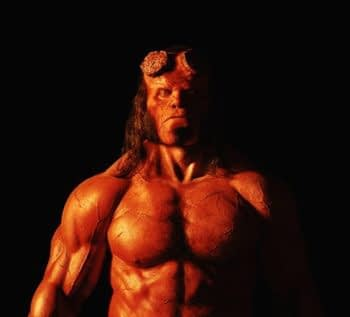 Hellboy First Look