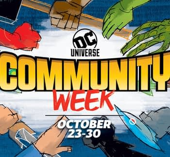 DC Unlimited to Create Its Own Virtual Comic Con Before Hallowe'en - Community Week