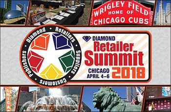 Diamond's Annual Summit C2E2 2018