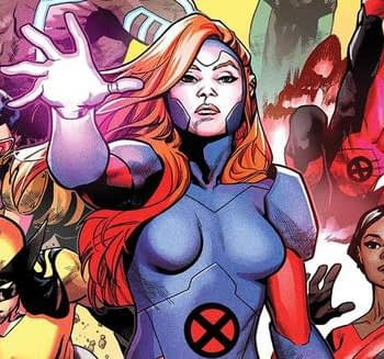 X-Men Red #1 variant cover by Mahmud Asrar and Ive Svorcina