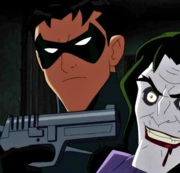Joker vs Red Hood