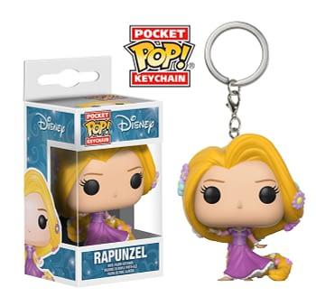Funko Disney Pop Keychains Rapunzel