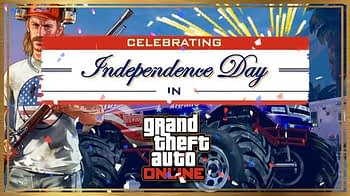 GTA Online independence day 2018