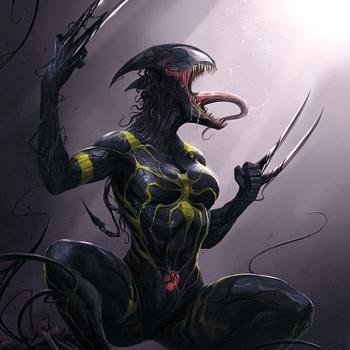 All-New Wolverine 18 Mattina Venomized Variant