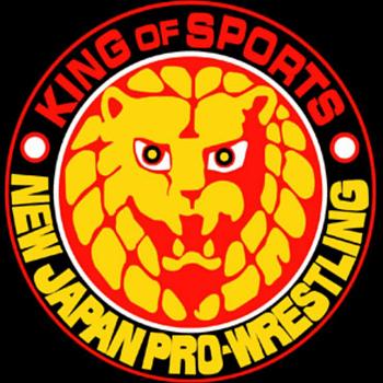 NJPW Logo Large
