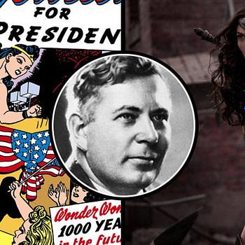 Wonder Woman - Willam Moulton Marston