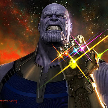 Kevin Feige talks Infinity War Thanos