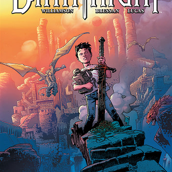 birthright comic