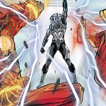 The Flash #40 cover by Carmine di Giandomenico and Ivan Plascencia