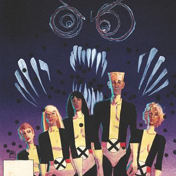Bill Sienkiewicz comics
